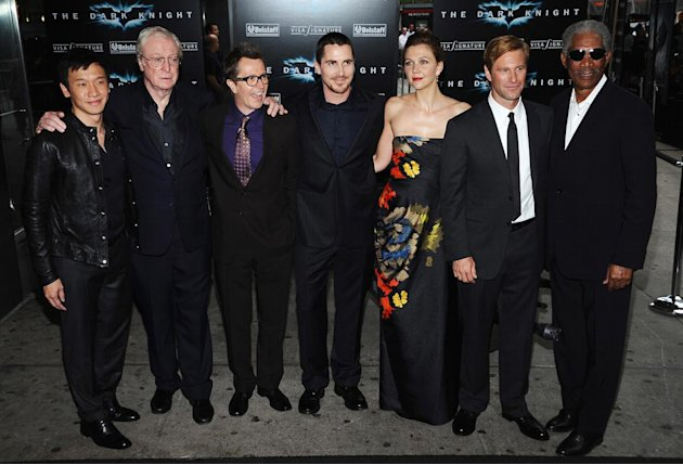 Batman Cast