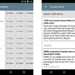 Google Releases 'Experimental' Public Transport App For Delhi, India
