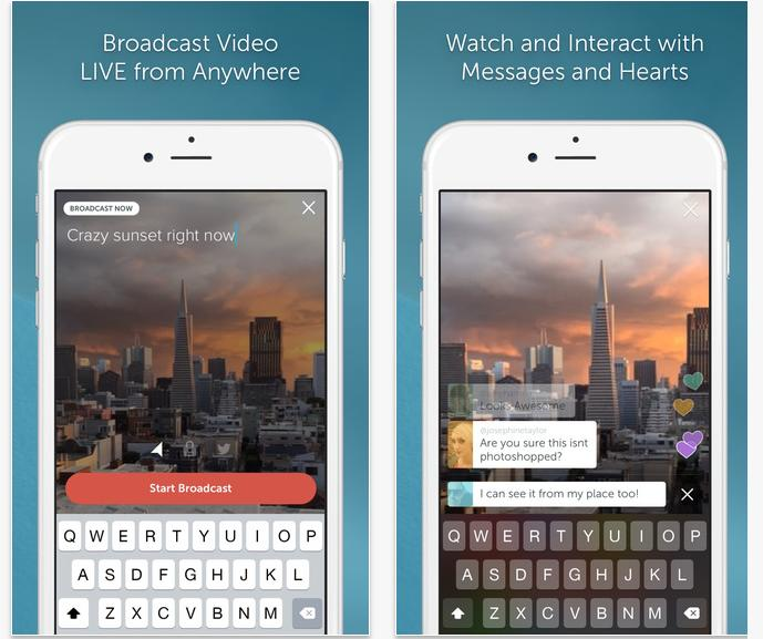 Twitter's awesome Periscope app can make anyone into a TV news broadcaster