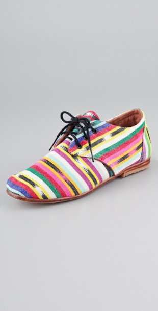 Osborn Multi Oxfords, $187