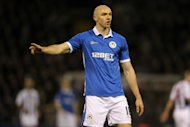 Conor Sammon, pictured, was a target for Derby boss Nigel Clough before he joined Wigan