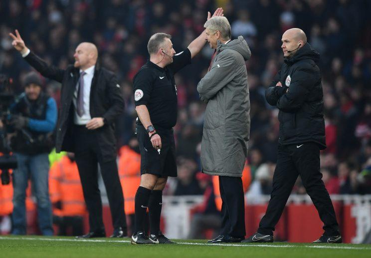 Premier League Diary: How Wenger's touchline aggression cost him the Manchester United job