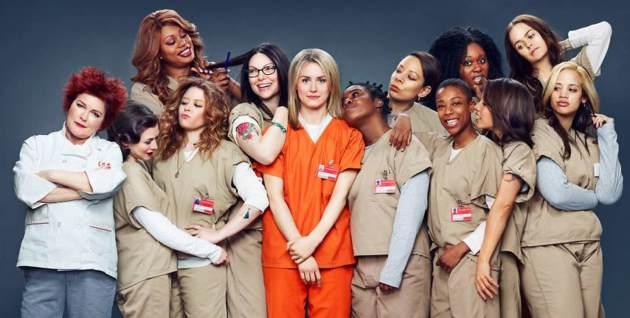 'Orange Is The New Black' cast -- Netflix