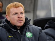 Celtic manager Neil Lennon, pictured in 2011, has been handed an immediate three-match touchline ban for confronting referee Euan Norris after the Hoops' Scottish Cup semi-final defeat by Hearts