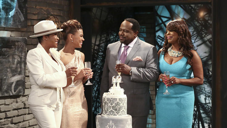 TV Weddings: The Soul Man