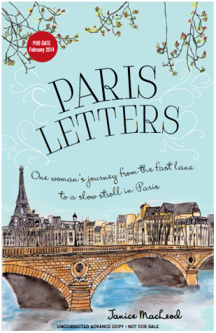 Paris Letters Janice Macleod