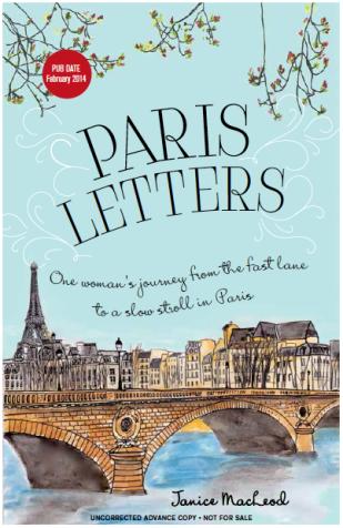 Paris Letters Janice Macleod