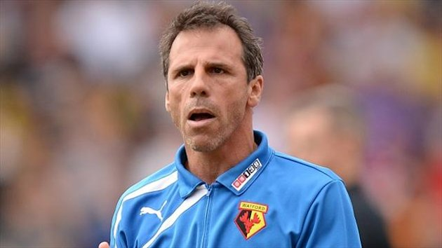 Gianfranco Zola was impressed that Watford refused to lie down