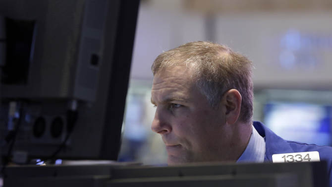 Stocks are held back by weak payroll report