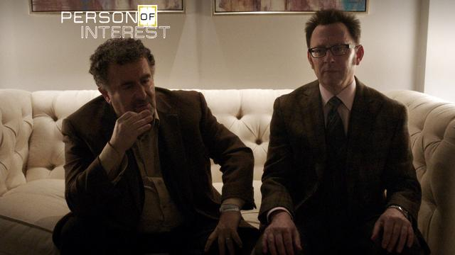 Person Of Interest - A Second Machine