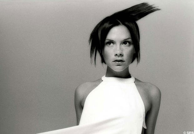 Fashion flash-back  Victoria Beckham