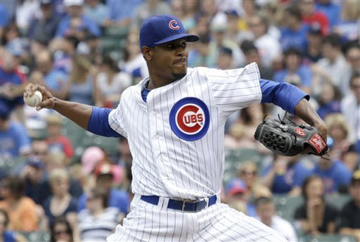 Ransom, Jackson send Cubs to 4-1 win over Pirates