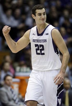 Northwestern defeats Brown 63-42