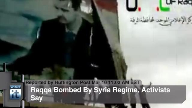 Syrian Government News - Obama, Raqqa, United Nations