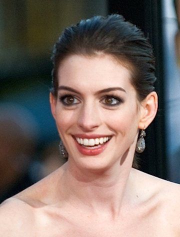 Anne Hathaway picked up the Best Supporting Actress Oscar for her role in Les Mis.