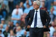 Stoke contact Mark Hughes about managerial vacancy
