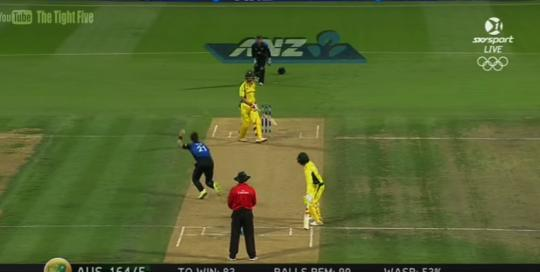 Was That Out? Furore Over Marsh Dismissal
