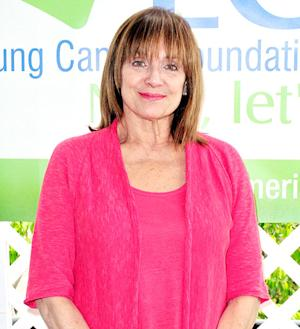 "Valerie Harper on Doing Dancing With the Stars Despite Cancer: ""I Hope to Inspire"""