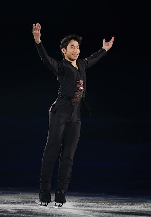 ISU Grand Prix of Figure Skating Final 2013/2014 - Day Four