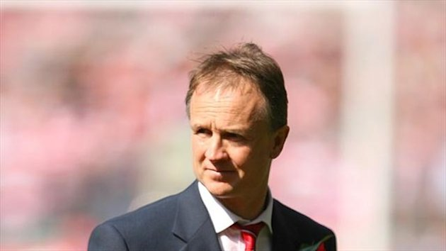 Sean O'Driscoll has been sacked by Bristol City (PA)