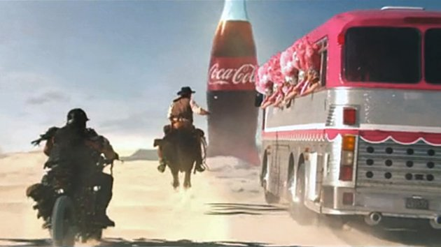 Coke Lets Viewers Pick Super Bowl 2013 Ad Ending (ABC News)