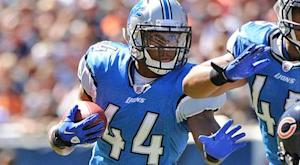 Lions RB Best to remain out for the season