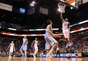 Dragic, Suns snap Denver's 4-game streak 110-100