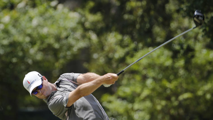 Zach Johnson aces 9th hole at US Open