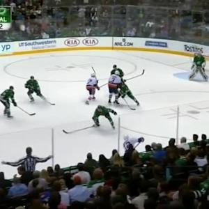 Kari Lehtonen Save on Josh Bailey (15:22/3rd)