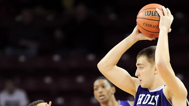 NCAA Basketball: Holy Cross at Boston College