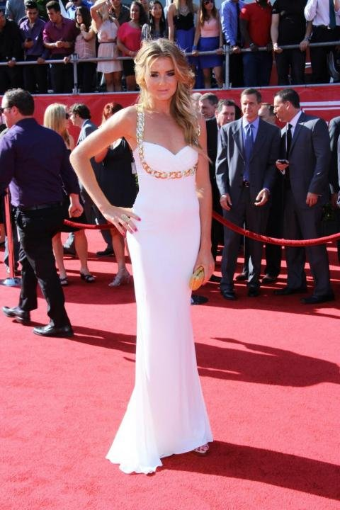 The 2012 ESPYS Awards - Arrivi