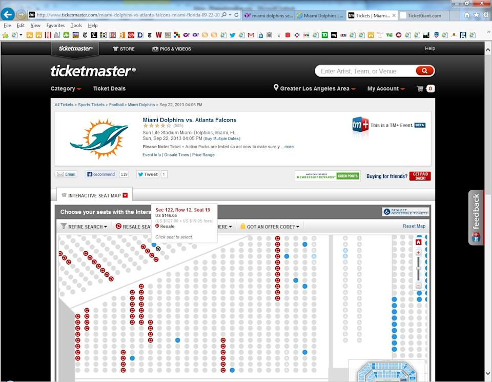 Ticketmaster puts resale, unsold tickets in 1 spot