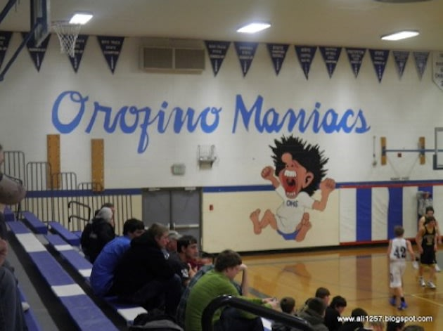 Best gym ever? Got to be in Orofino, Idaho — Ali1257.blogspot.com