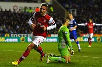 Podolski pleased with life at Arsenal so far