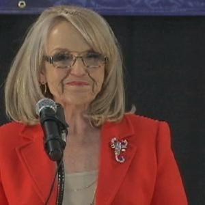 Arizona Gov. Jan Brewer Won't Seek Third Term