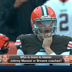 'Coaches Show': Can Browns fix Manziel?