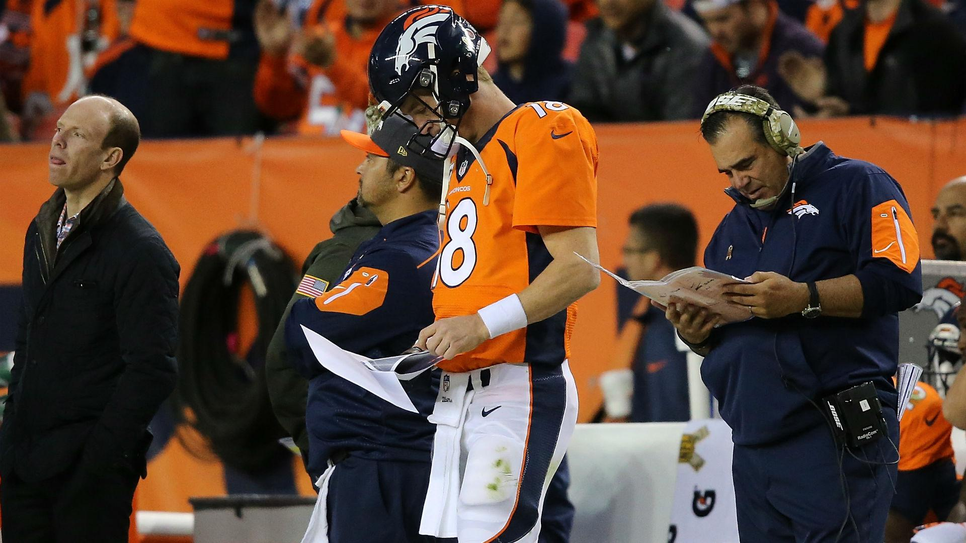 Peyton Manning to miss at least two more weeks