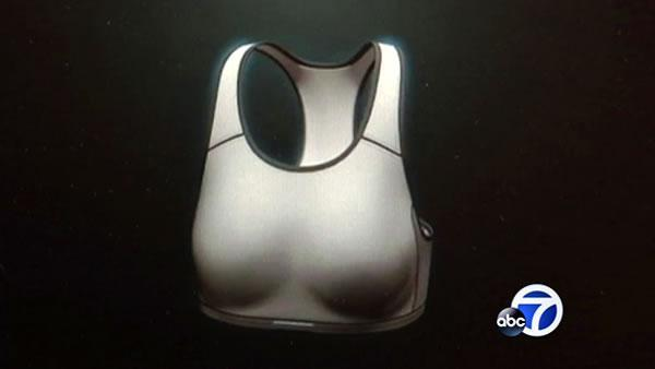 New technology allows bra to detect breast cancer