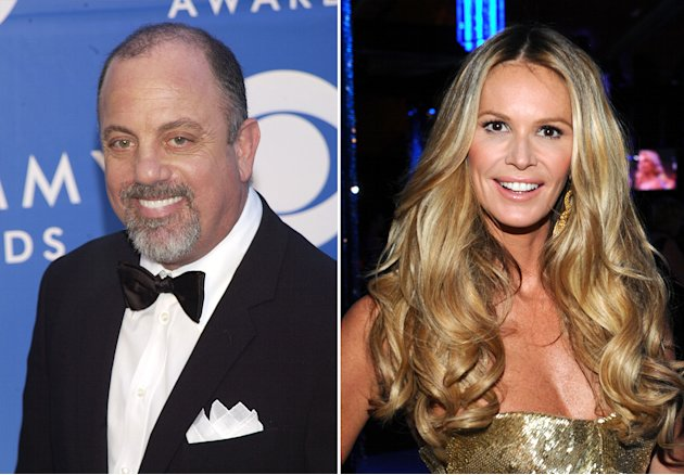 Billy Joel and Elle Macpherson