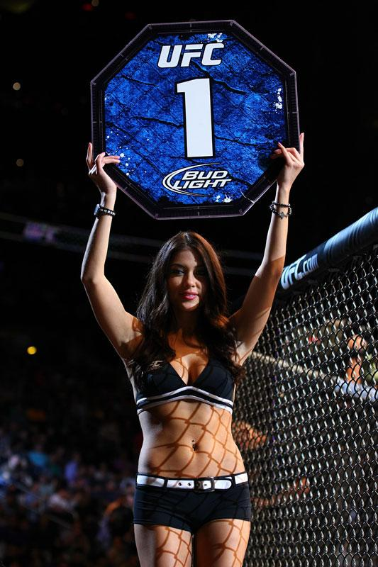 Reports say Octagon Girl Arianny Celeste arrested in Las Vegas