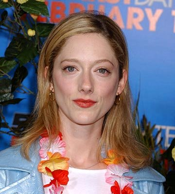 Judy Greer at the LA premiere of Columbia's 50 First Dates