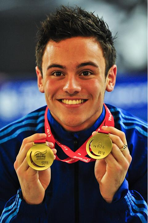 Daley named ambassador for Commonwealth games