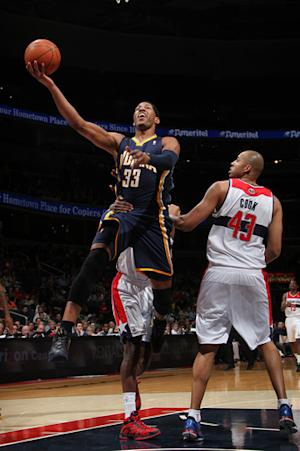 Can't-miss Pacers keep rolling, top Wizards 109-96