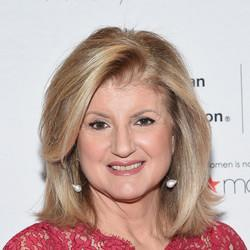 Arianna Huffington Opens Her Home And Closet To The Coveteur
