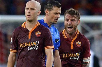 Garcia: Roma need 11 wolves against Fiorentina