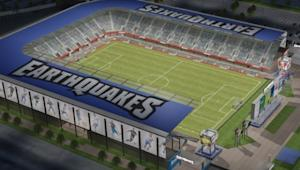 San Jose Earthquakes New Stadium Making Progress