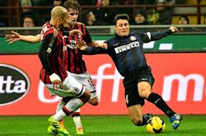 Inter 1-0 AC Milan: Palacio pinches three precious points for Nerazzurri