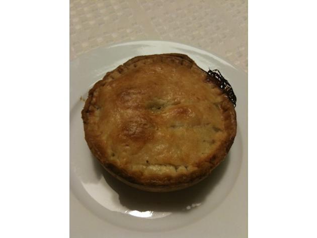 Mini Chicken Pot Pie