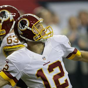 Did anything positive come out of the Washington Redskins' loss to the Atlanta Falcons?