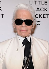 Karl Lagerfeld hooks up with Shu Uemura for Christmas make-up collection